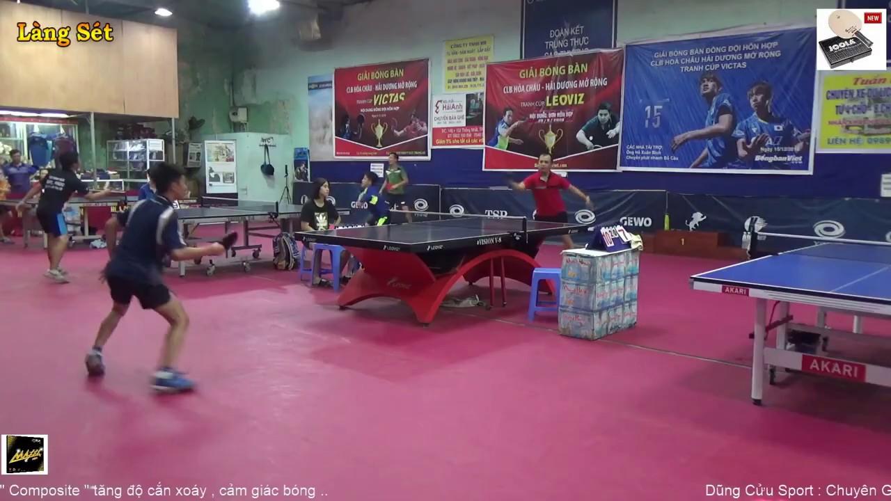 Hải Giầy vs Minh Con Hải Dương | Giải Đơn BCDE Hải Dương Open 2020
