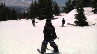 """K2 Skis """"Summer School"""" Episode 2 - What it's like to live at the K2 house on Mt. Hood"""