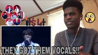 BTS Jimin, Jin, V - Acoustic Version Special Reaction
