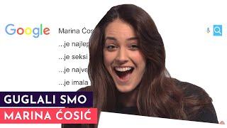 GUGLALI SMO: Marina Ćosić | S01E23