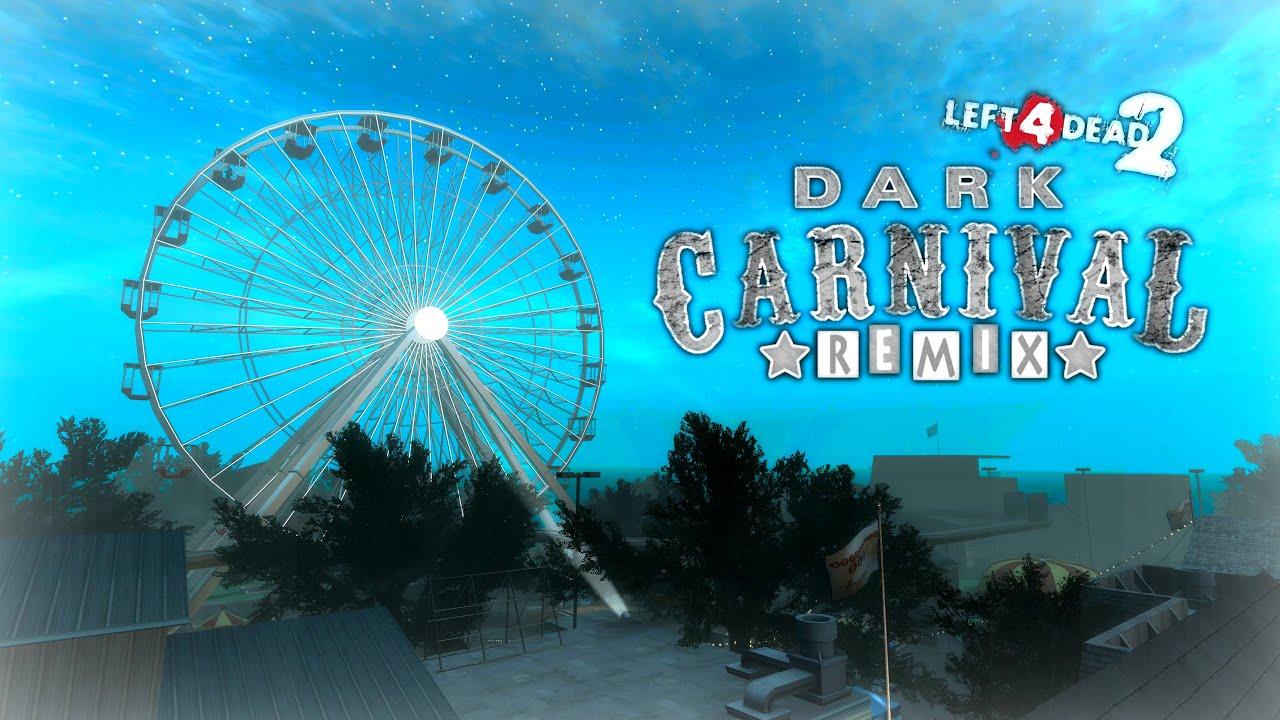 L4D2 – Speedrun #67 – Dark Carnival Remix in 5:49 Co-op [TAS]