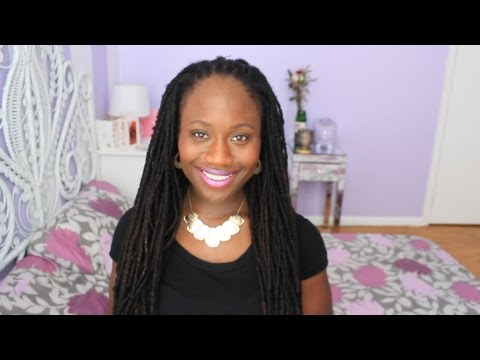 Locs  10 Style Ideas For Shorter Length Locs! Requested