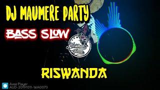 Download Lagu Dj Maumere - PARTY    slow bass pasti bikin joget mp3