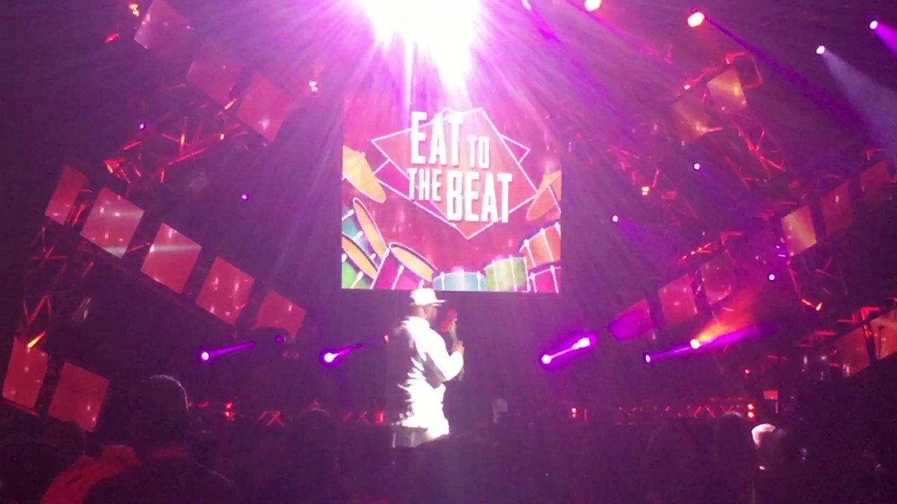 Boyz Ii Men At Eat To The Beat In Epcot 8 11 16 Youtube