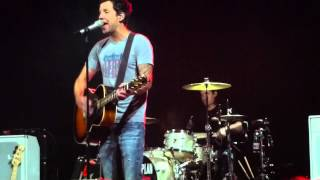 Simple Plan - Gone Too Soon (live at soundcheck in Vienna, Austria)