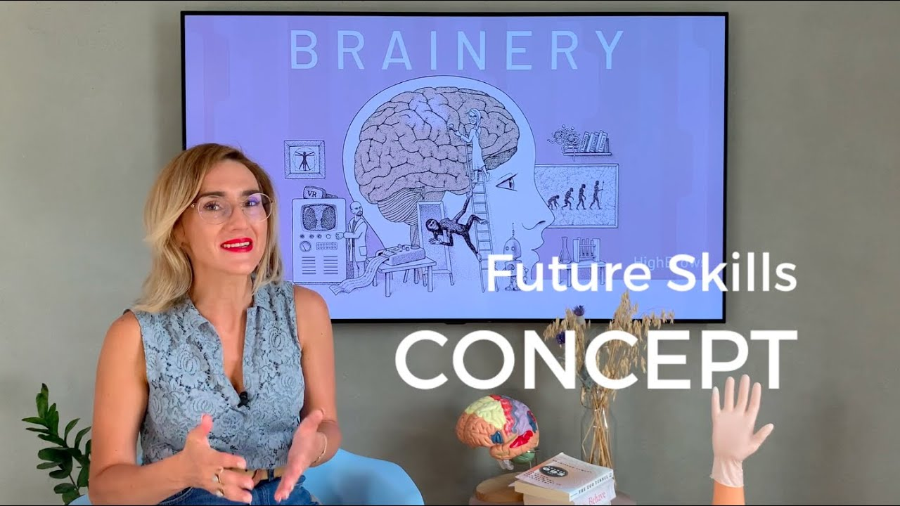 Brainery - Future skills Concept (Introduction)