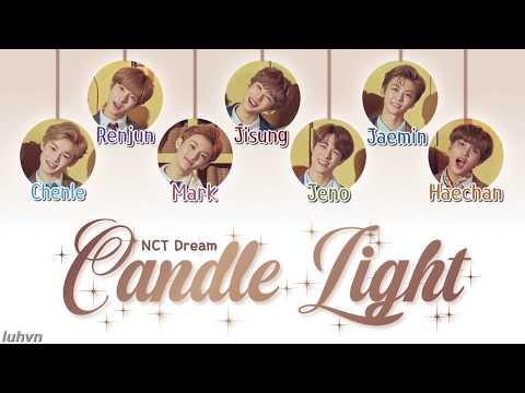 NCT DREAM (엔시티 드림) - 'Candle Light (사랑한단 뜻이야)' LYRICS [HAN|ROM|ENG COLOR CODED] 가사