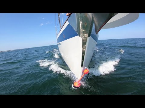 Sailing Massachusetts - Portsmouth to Gloucester and Cape Cod - HR54 Cloudy Bay, Aug 2018