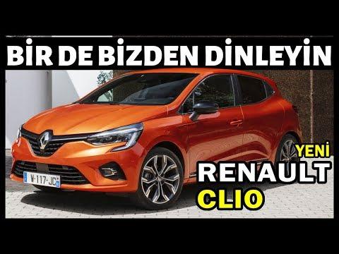 Yeni Renault Clio İlk Sürüş – Ne Zaman Satılacak ?