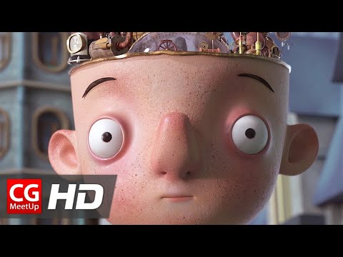 """CGI Animated Short Film: """"Apes In The Finery"""" by Dummies Thesis Team   CGMeetup"""