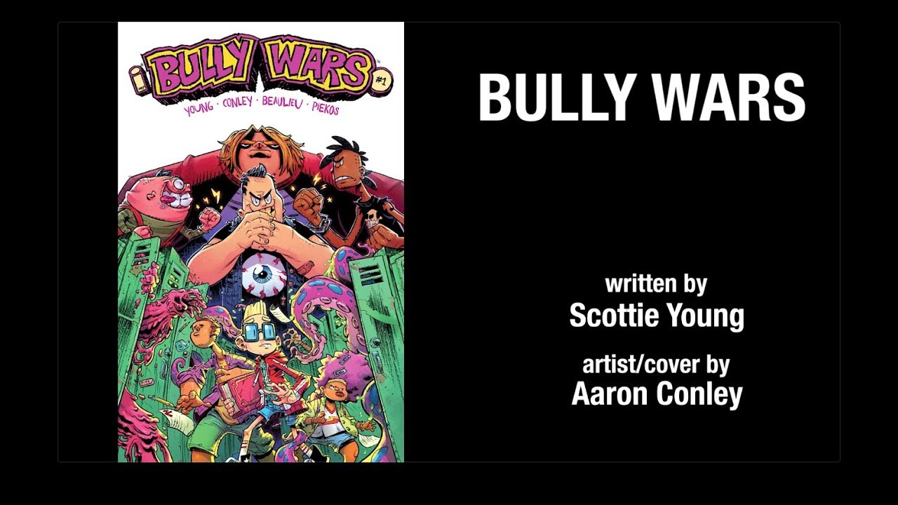 the bully book report