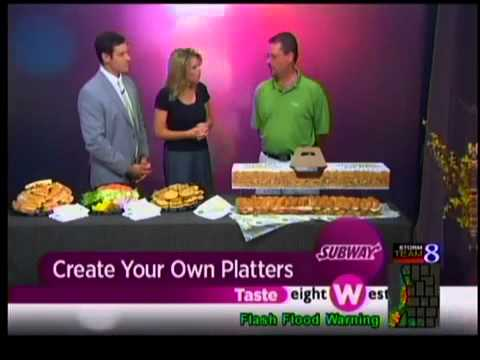 Subway Party Platters