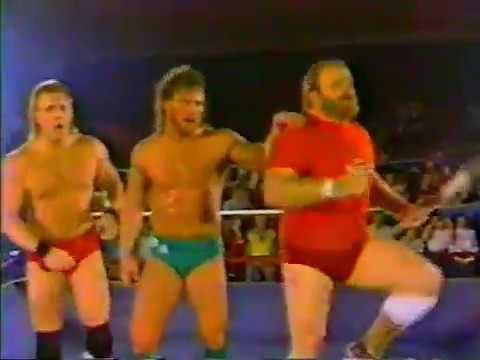 NWA Pro Wrestling 4/11/87