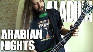 Aladdin - Arabian Nights (Guitar / Metal Cover)