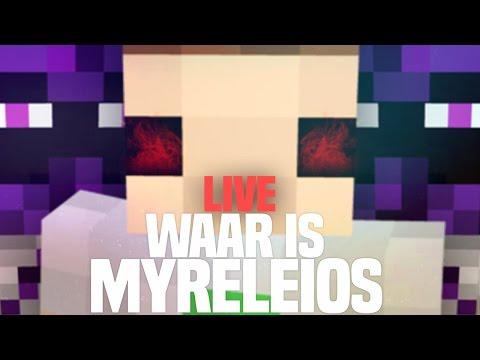 WAAR IS MYRELEIOS!! MINETOPIA LIVE!