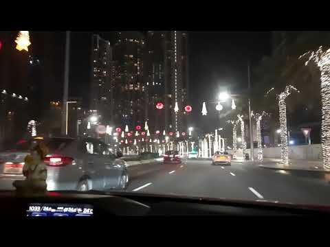 DOWNTOWN DUBAI   LIGHTS   DUBAI DIARIES