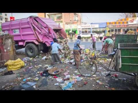 Waste Management and Health: Challenges in Dhaka, Bangladesh (by Karyn Tate, GW MPH Candidate)