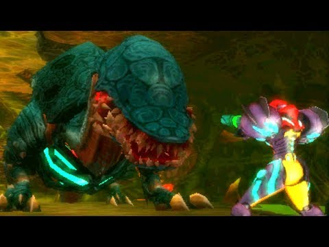 Metroid: Samus Returns - All Bosses