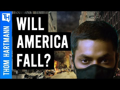 When Will America Fall - Like The Roman Empire? (w/ Edward J. Watts)
