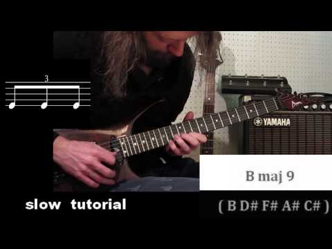 Mauro Susa -WORKOUT- Ex. # 1 Different Kind of Arpeggios