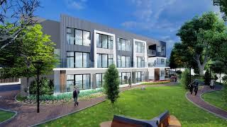 Sandton Residential Concept Design