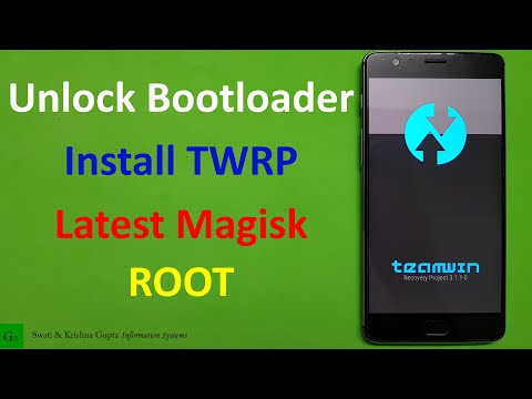 Guide] How to Install TWRP Recovery (Unlock Bootloader