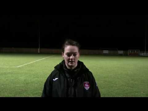The Final Whistle - Crystal Palace Ladies (FA Cup), with Jay Bradford