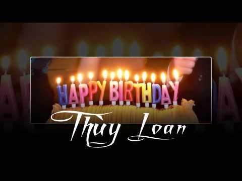 Happy Birthday To You - Lona Loan Lona - YouTube