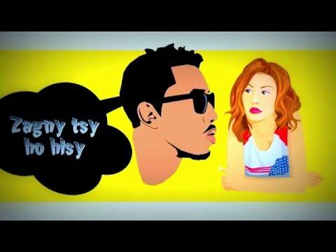 Ngiah Tax Olo Fotsy x Boy Black x Lion Hill   Tsy ambara telo Lyrics Video