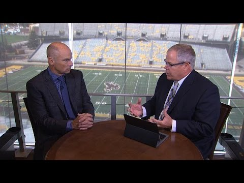 U.W. Athletics Director Tom Burman - Wyoming Chronicle