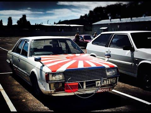 ///Покупаем праворульную японскую иномарку Nissan Laurel 1983 года в кузове с31 Sedan