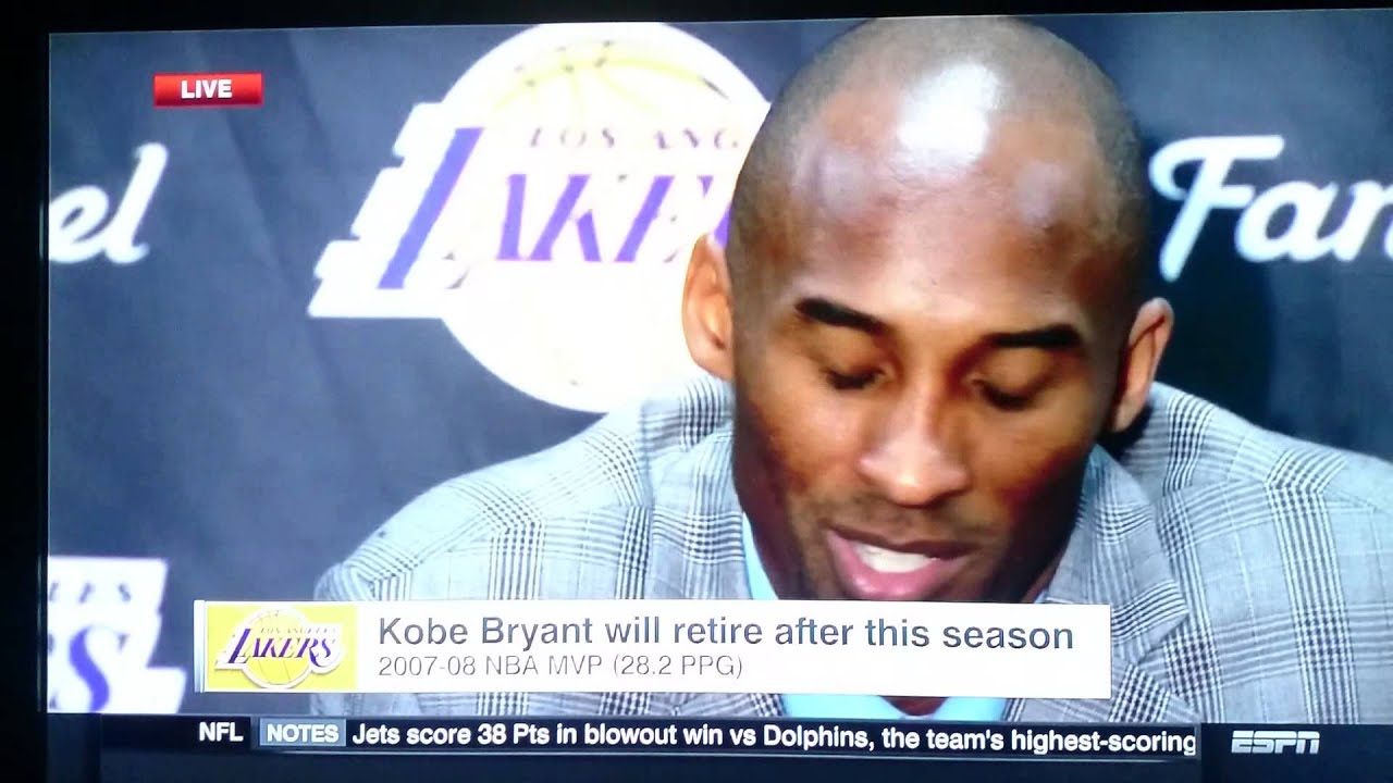 Kobe Bryant speaking Italian - YouTube