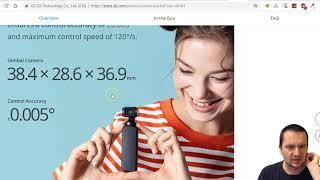 Gopro Vissza.. Osmo Pocket Vagy Sony X3000 Is Legyen?