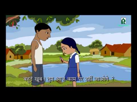 Early Child Marriage_a documentary animation, Presented by Right Track for all
