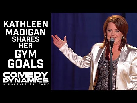Kathleen Madigan - Going To The Gym (Stand up Comedy)