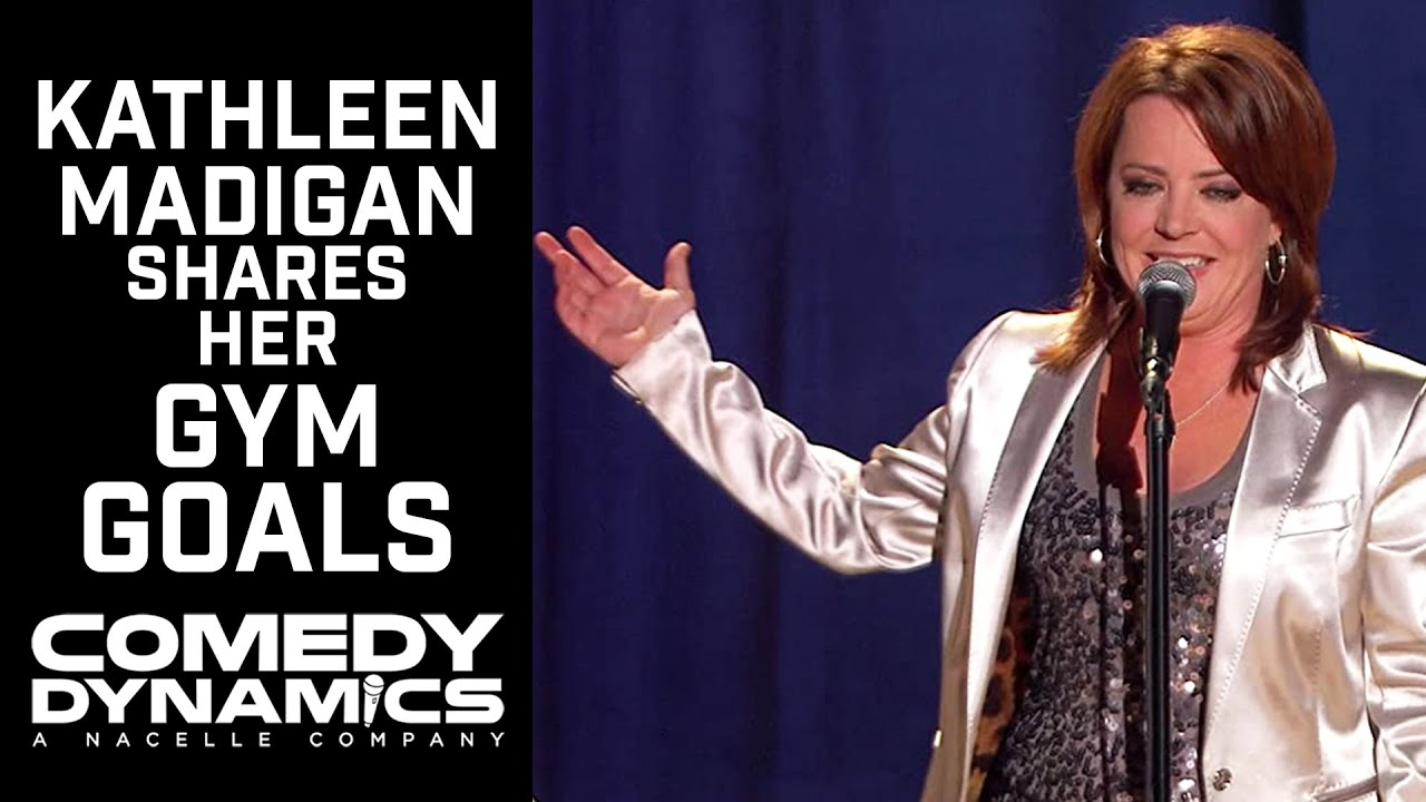 Kathleen Madigan: Madigan Again - Going To The Gym - YouTube