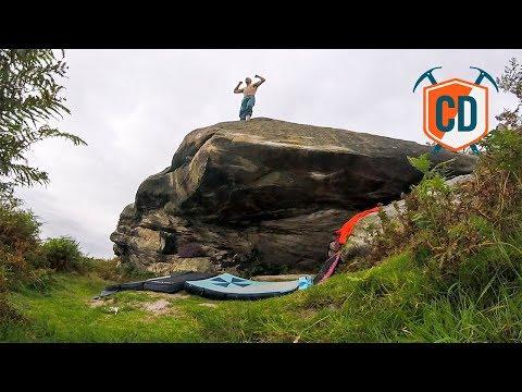 Battling The Hardest Sick Send Climbs   Climbing Daily Ep.1012