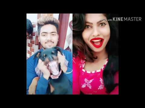 Best funny duet sona kitna sona hai😂😂 musically tik tok video || best comedian due tik tok video||