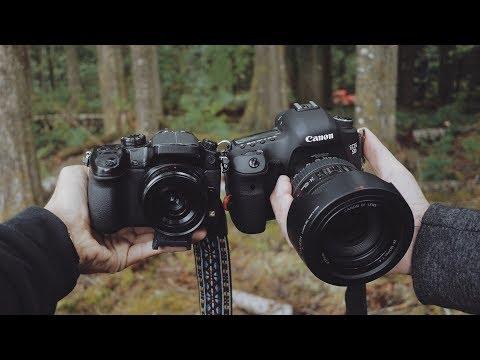 Canon 5D MK3 vs Panasonic GH3