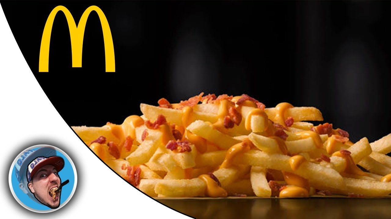Mcdonalds Cheesy Bacon Fries Food Review