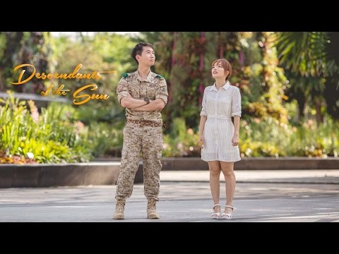 Descendants of the Sun - Singapore Spoof (ft. Tiffany Yong) | Jim Koh