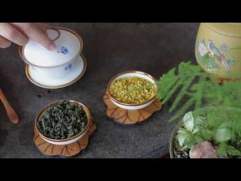 Osmanthus Oolong Tea Recipe - Sweet Osmanthus : Teasenz