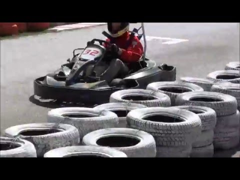 07 F1 Fans Kart Challenge Athens 2016 - Race 3 - Group 1