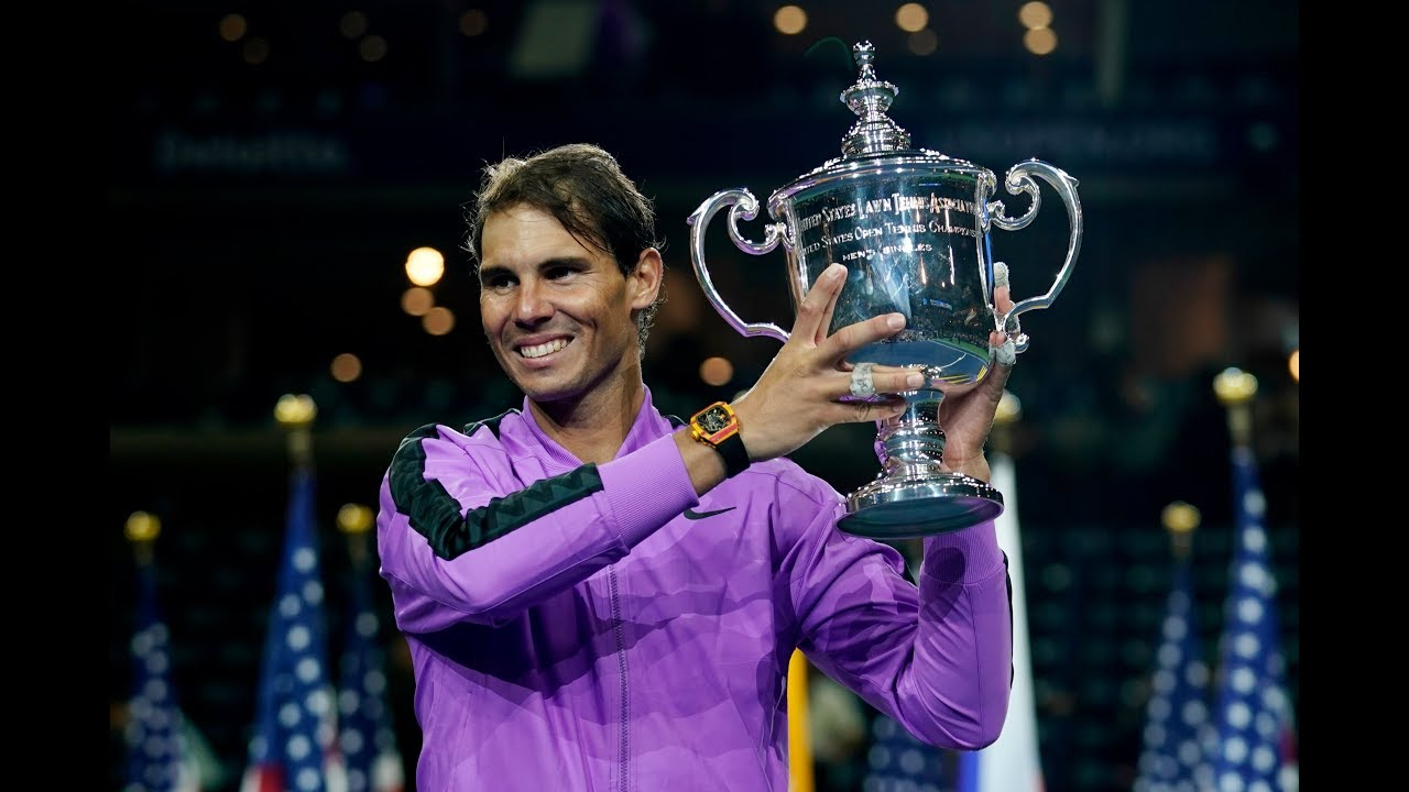 Rafael Nadal defeats Daniil Medvedev to win 2019 US Open