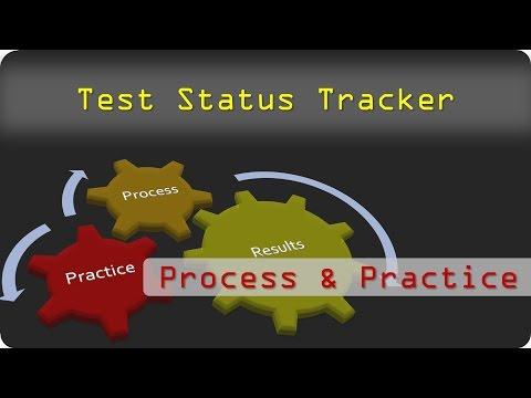 Testing P&P - Test Status Tracker (Template Walkthrough)