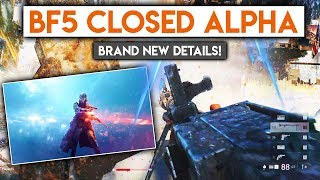CLOSED ALPHA TOMORROW! ► Battlefield 5 News & Alpha Details