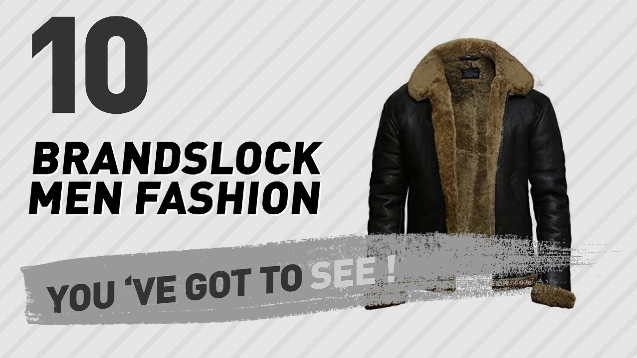 bdc50291725 Brandslock Men Fashion Best Sellers    UK New   Popular 2017 - YouTube