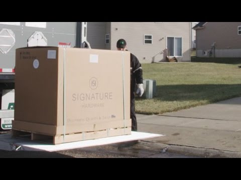 Freight Shipping to Your Home: What to Expect
