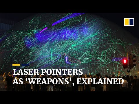 explainer:-laser-pointers-as-'offensive-weapons'-in-hong-kong-protests