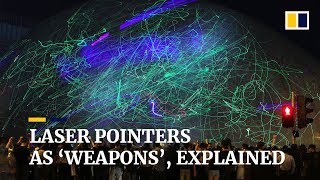 Explainer: Laser pointers as 'offensive weapons' in Hong Kong protests